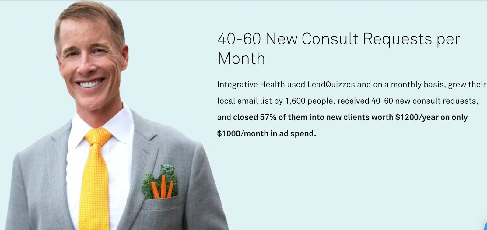 LeadQuizzes Integrative Healthcare And Dr Alan Christianson