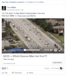 Facebook Ads Testing