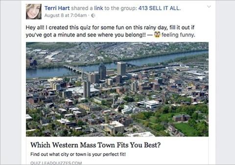 Post In Facebook Groups