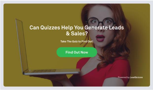 LeadQuizzes Quiz
