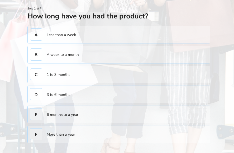 customer satisfaction survey questions2