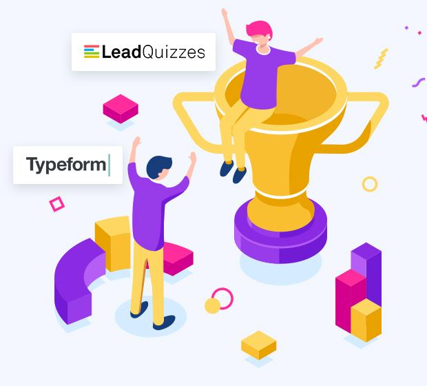Typeform Alternatives - LeadQuizzes