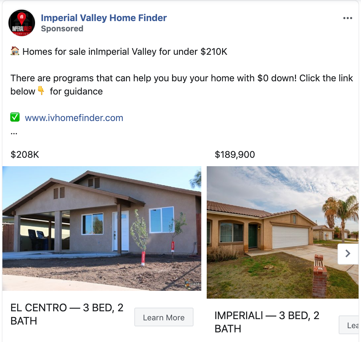 Real Estate Facebook Quiz