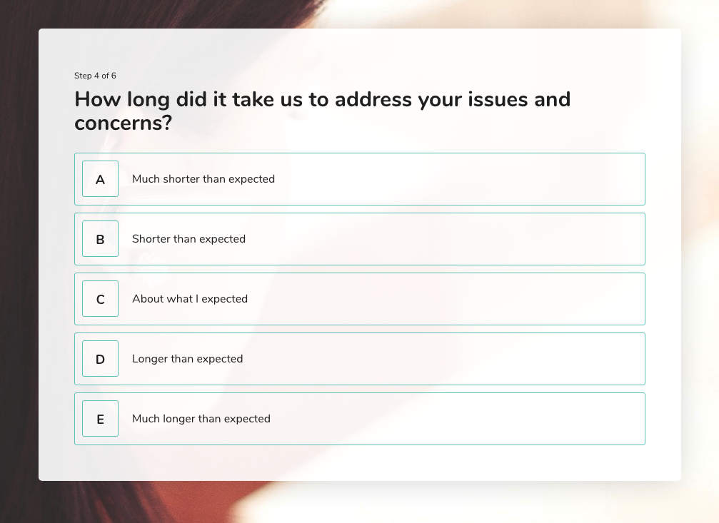 Likert Scale How To Make Your Own Survey Free Examples Template