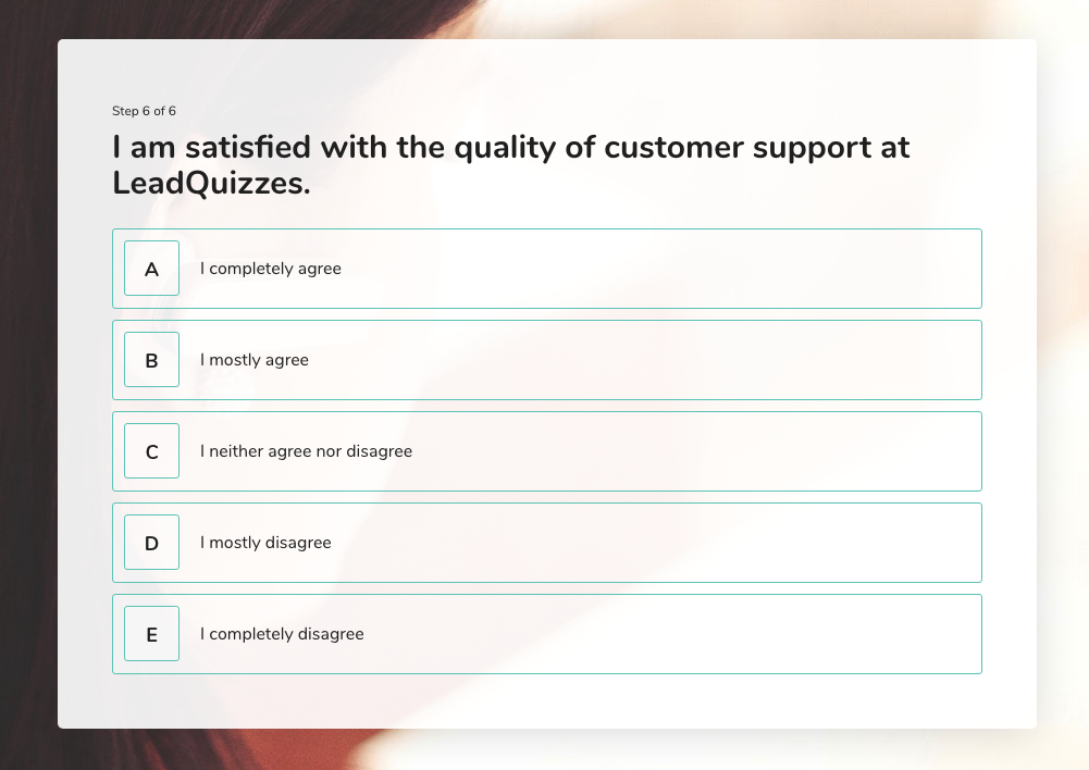 Likert Scale: How to Create Your Own Survey (FREE Examples + Template)