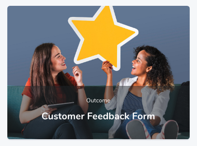 customer feedback form