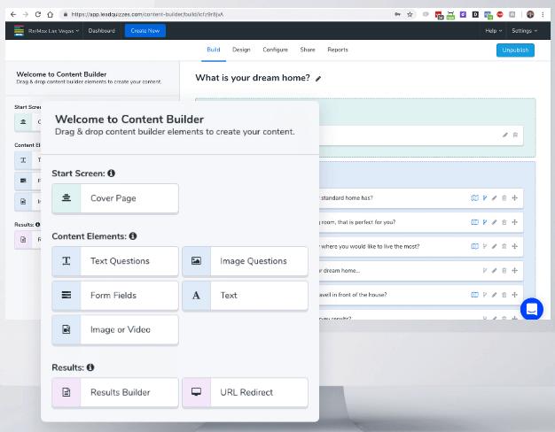 Google Forms alternative - interactive content